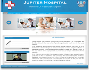 hospital and clinic management software devlopment at bangalore